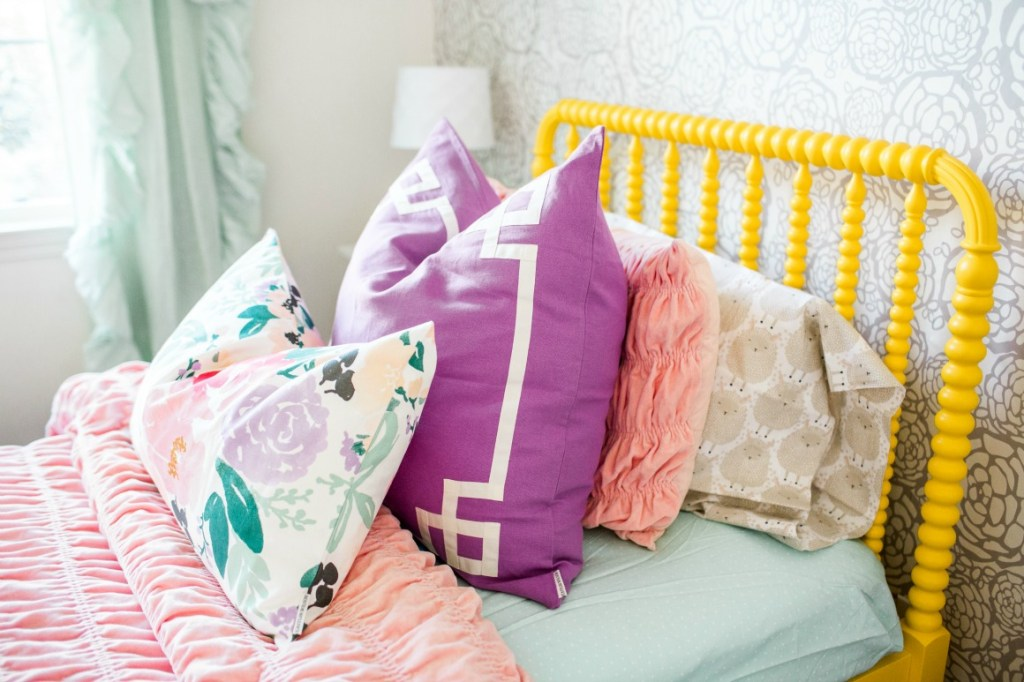 mint arrow kids space- nesting with grace 14