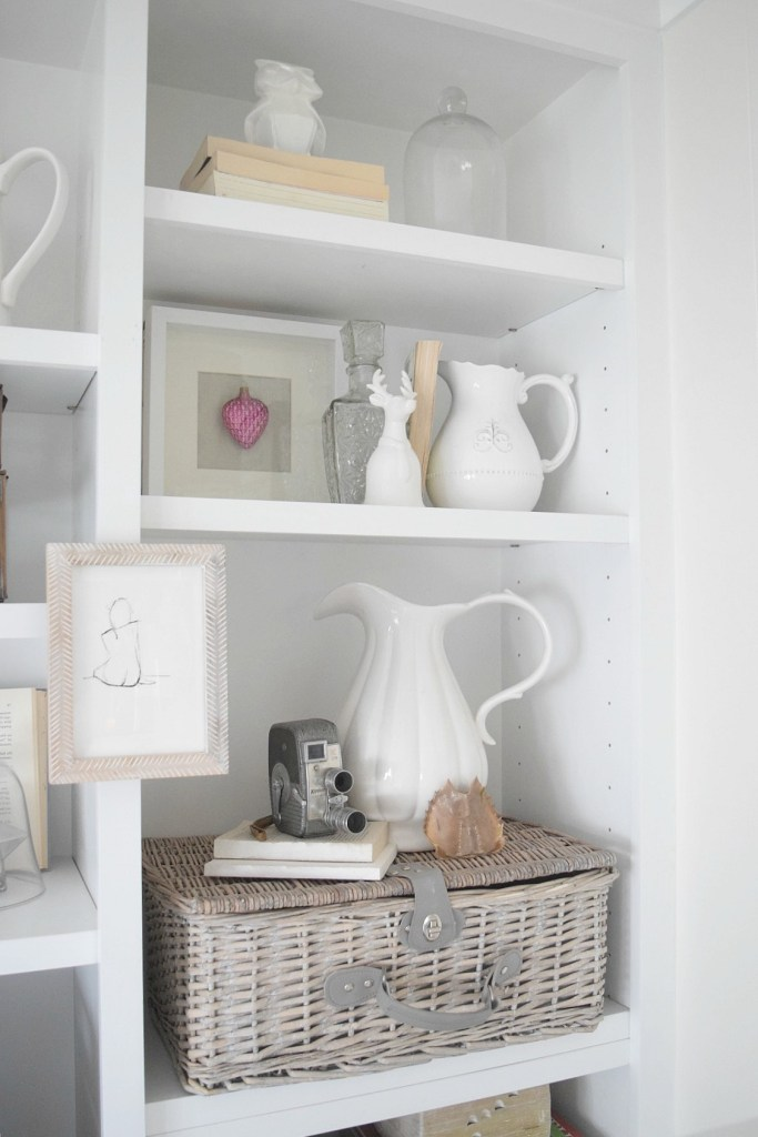 bookcase styling 5