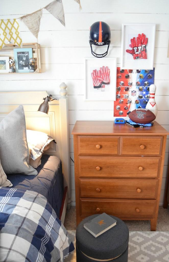 Boys room kids space