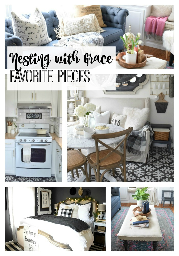 Nesting with grace top instagram pieces