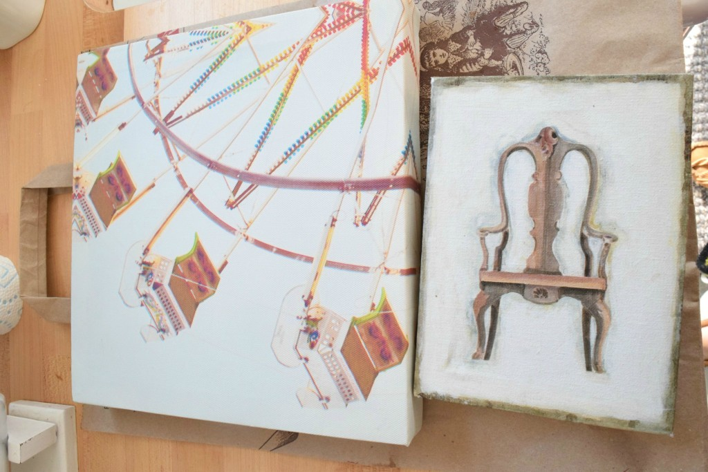 Mothers Day Gift Ideas- DIY recipe art- Sentimental and personal