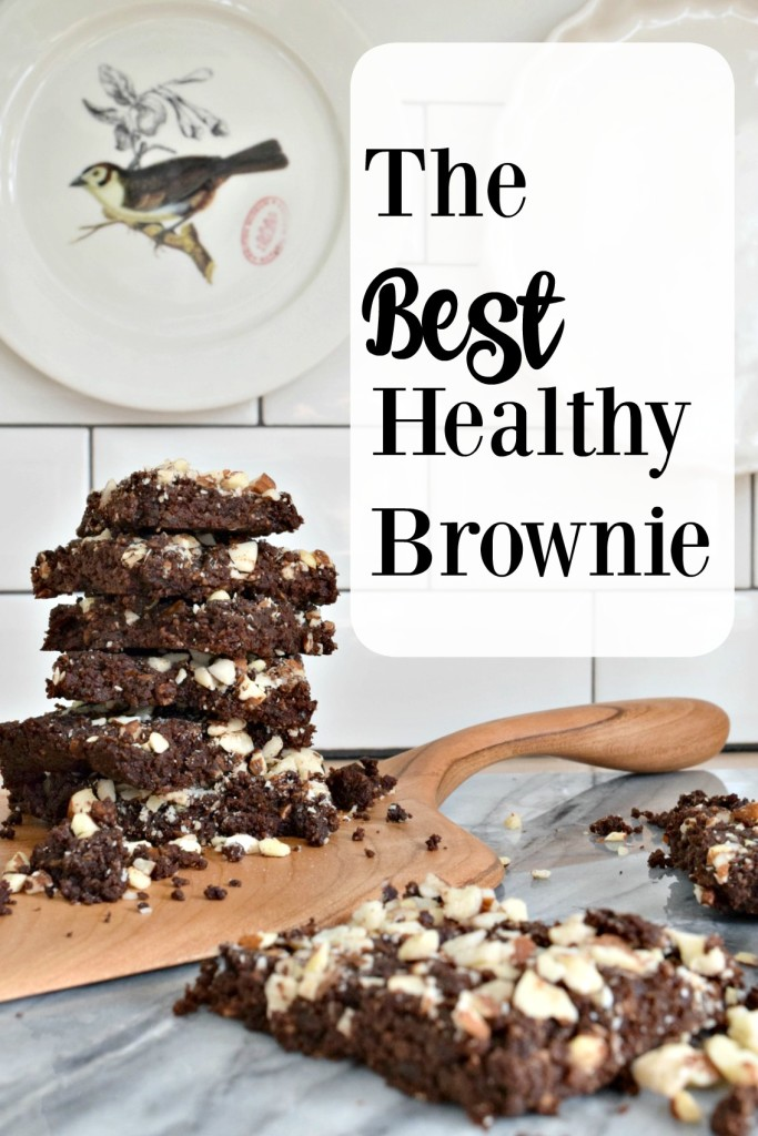The best healthy brownie recipe paleo and gluten free
