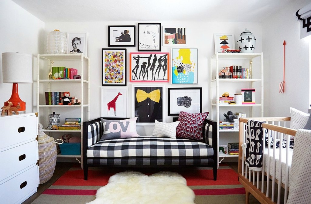 nursery ideas with daybed