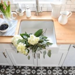 butcher block counter tops kitchen