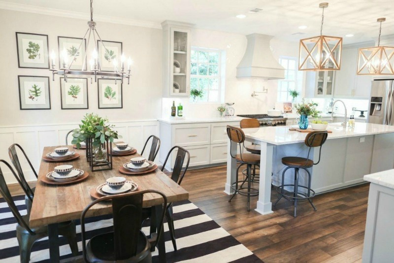 What I learned from HGTV Joanna Gaines on picking the right size rug