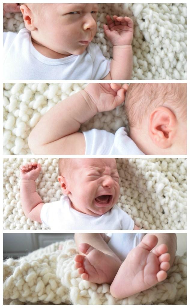 Baby Birth Announcement Ideas