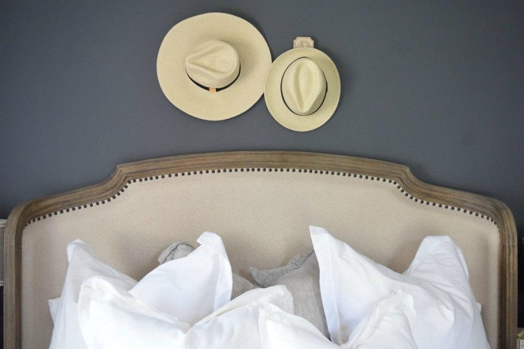 Summer Home Tour Master Bedroom updates