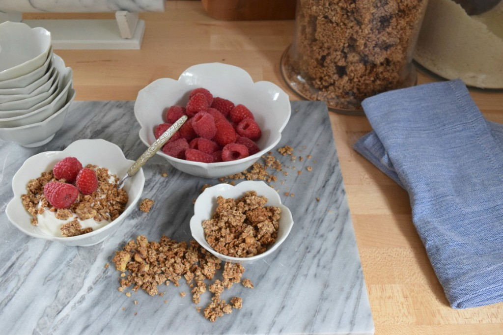 Healthy Granola Recipe and Healthy Snack