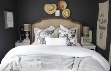 Best Gray paint for bedroom walls from Benjamin Moore
