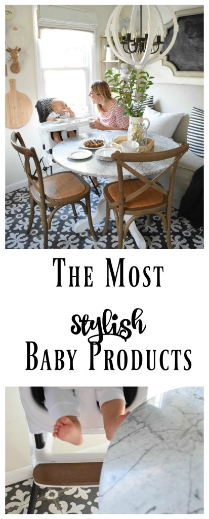 Top Baby Products for Baby. The most stylish too!