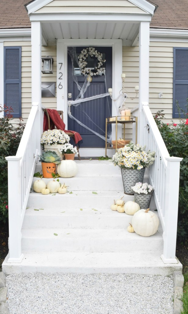 Our Halloween Home Tour - Nesting With Grace
