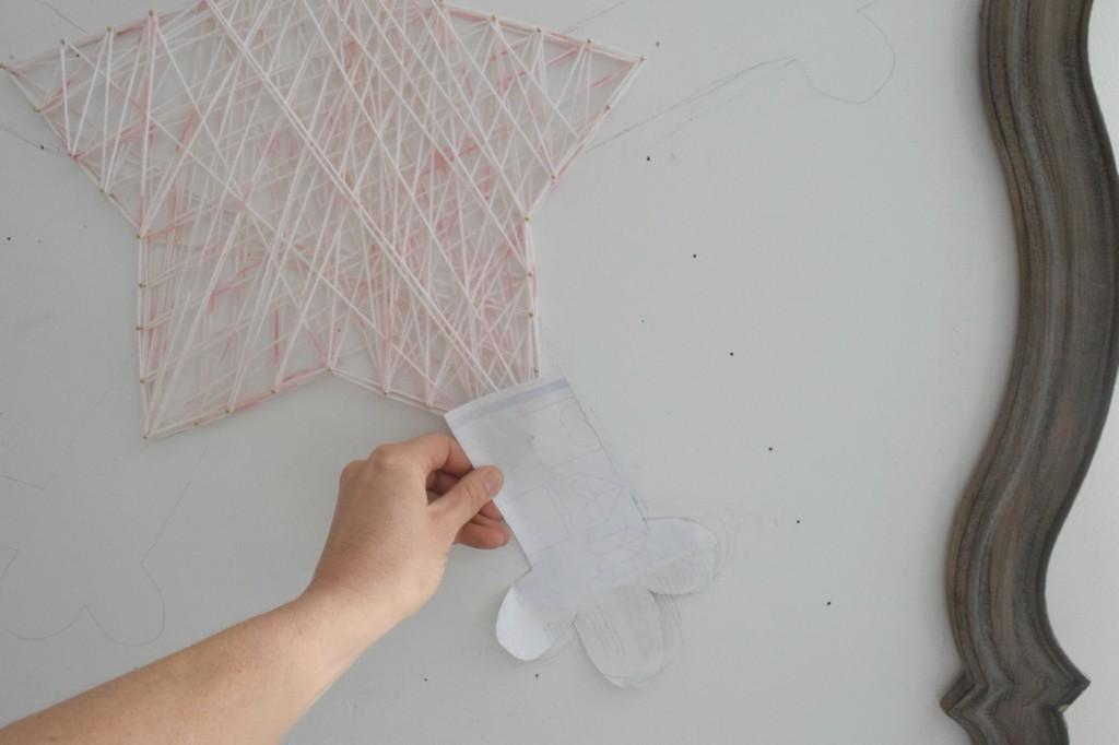 String Art DIY Pattern Ideas