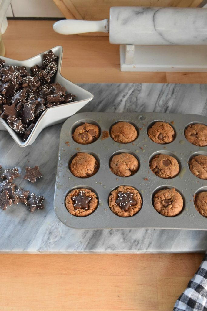 Healthy Almond Butter Brownies- Paleo and Gluten Free