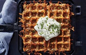 Friday Favorites- Hash Browns Waffle Iron