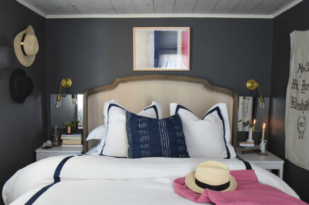 Spring Home Decor Ideas- Bedroom Spring Update