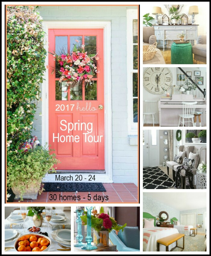 Spring Home Decor- Bloggers Homes for Spring