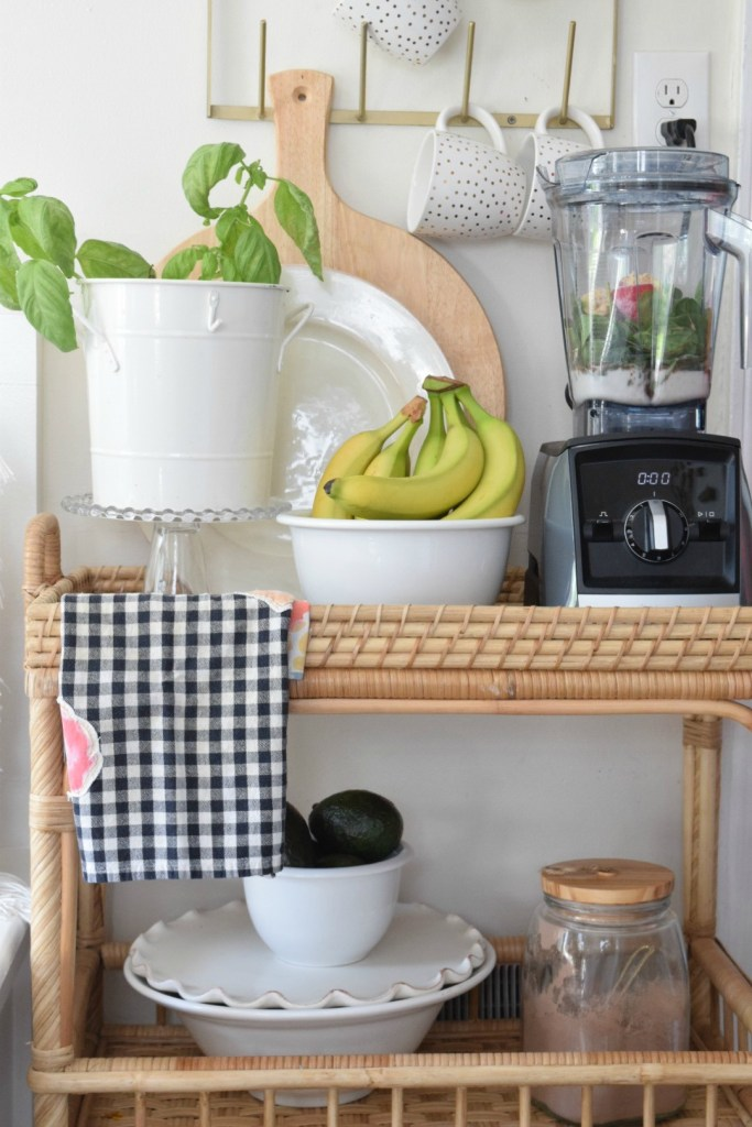 Smoothie Recipe- Healthy Recipe and where to keep your blender