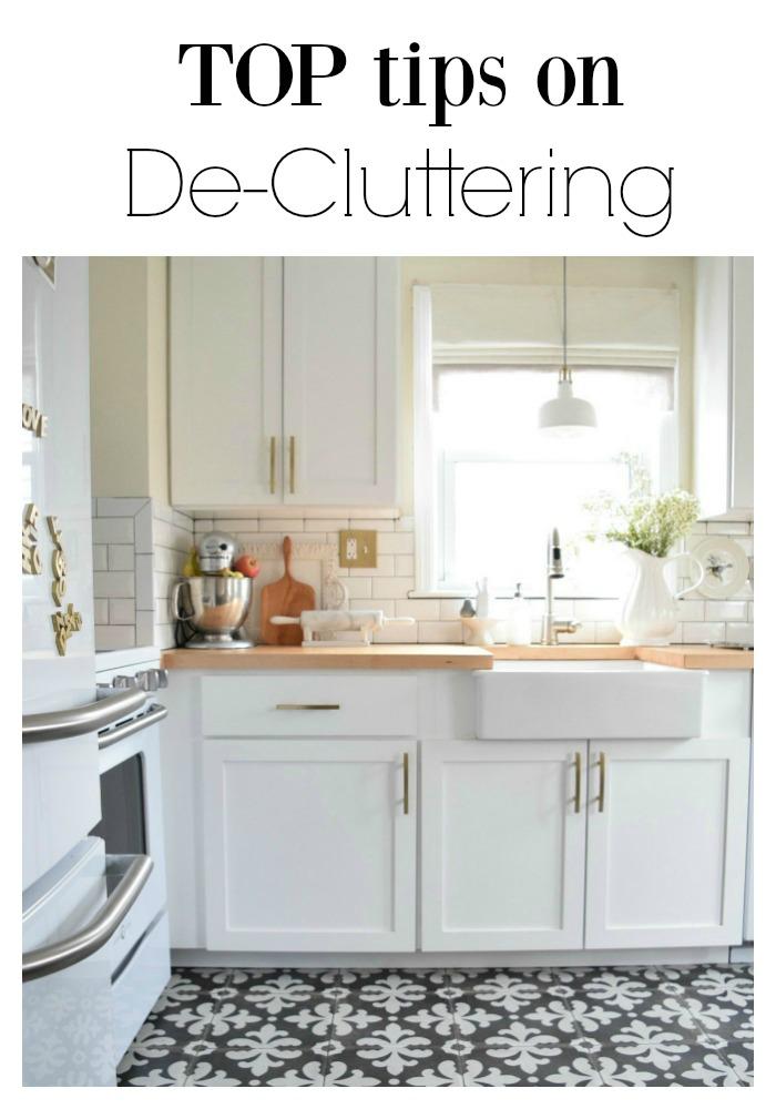 Top Tips on Kitchen Organization
