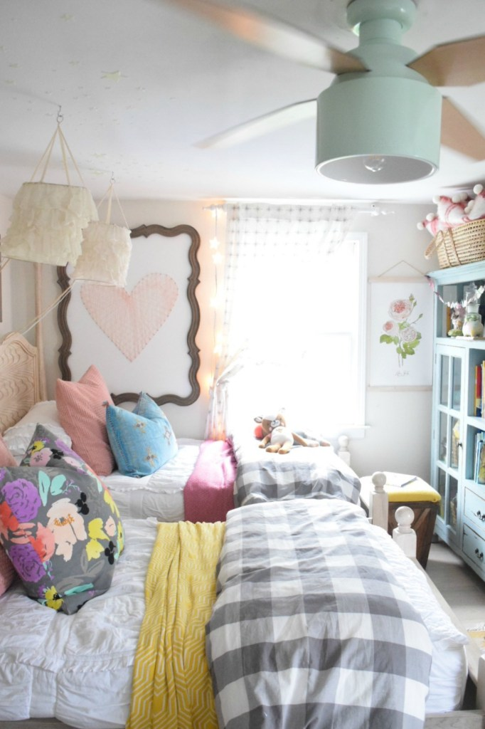 Modern and Stylish Ceiling Fans- Bedroom Ceiling Fan Update
