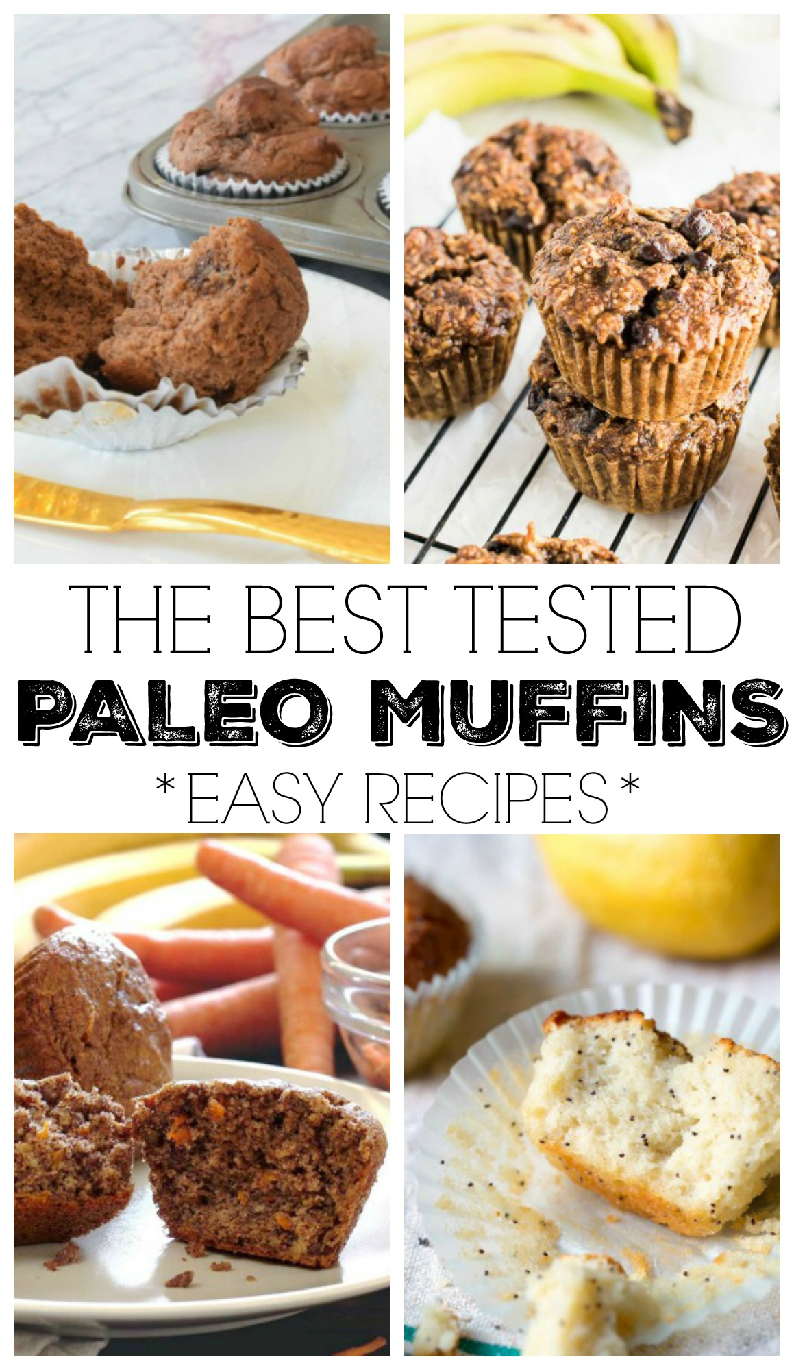 Paleo Muffins- Tried & Tested Top Paleo Muffin Recipes