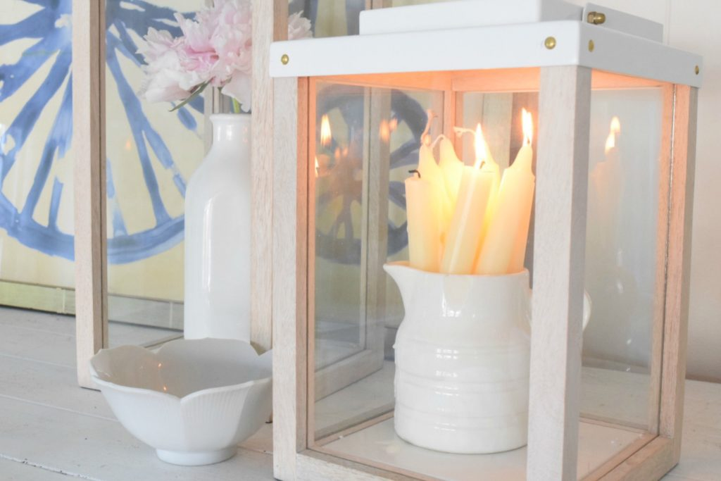 Summer Home Decor- Bloggers Home Tour
