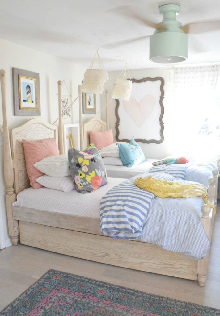 Summer Home Decor Ideas- Our Summer Tour 2017 - Nesting ... on Room Decor For Girl  id=58768