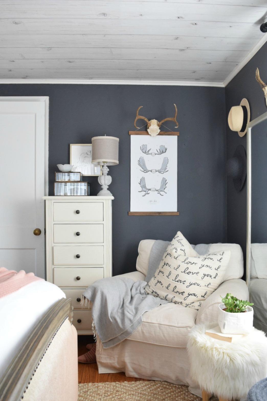 Summer Home Decor- 2017 Master Bedroom and Summer Bucket ... on Trendy Room  id=72506