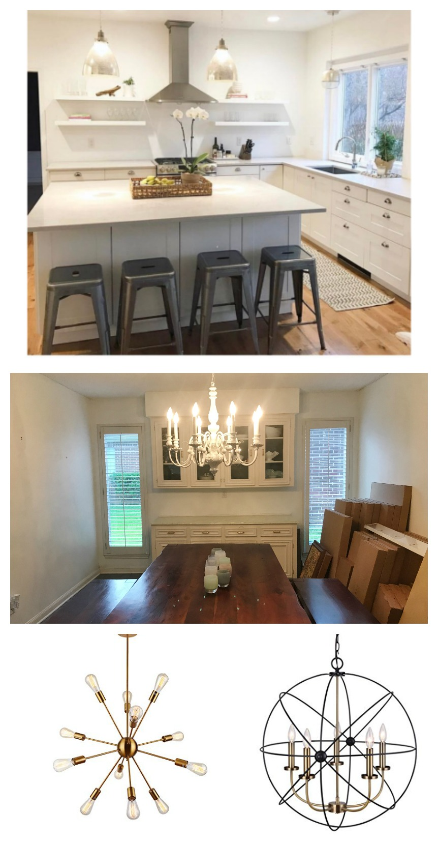 Source for Inexpensive Chandeliers