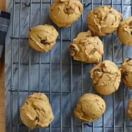 Pumpkin Cookie Recipe- SO EASY only two ingredient