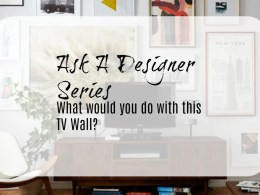 Three MISTAKES made to TV Walls and How To FIX it!