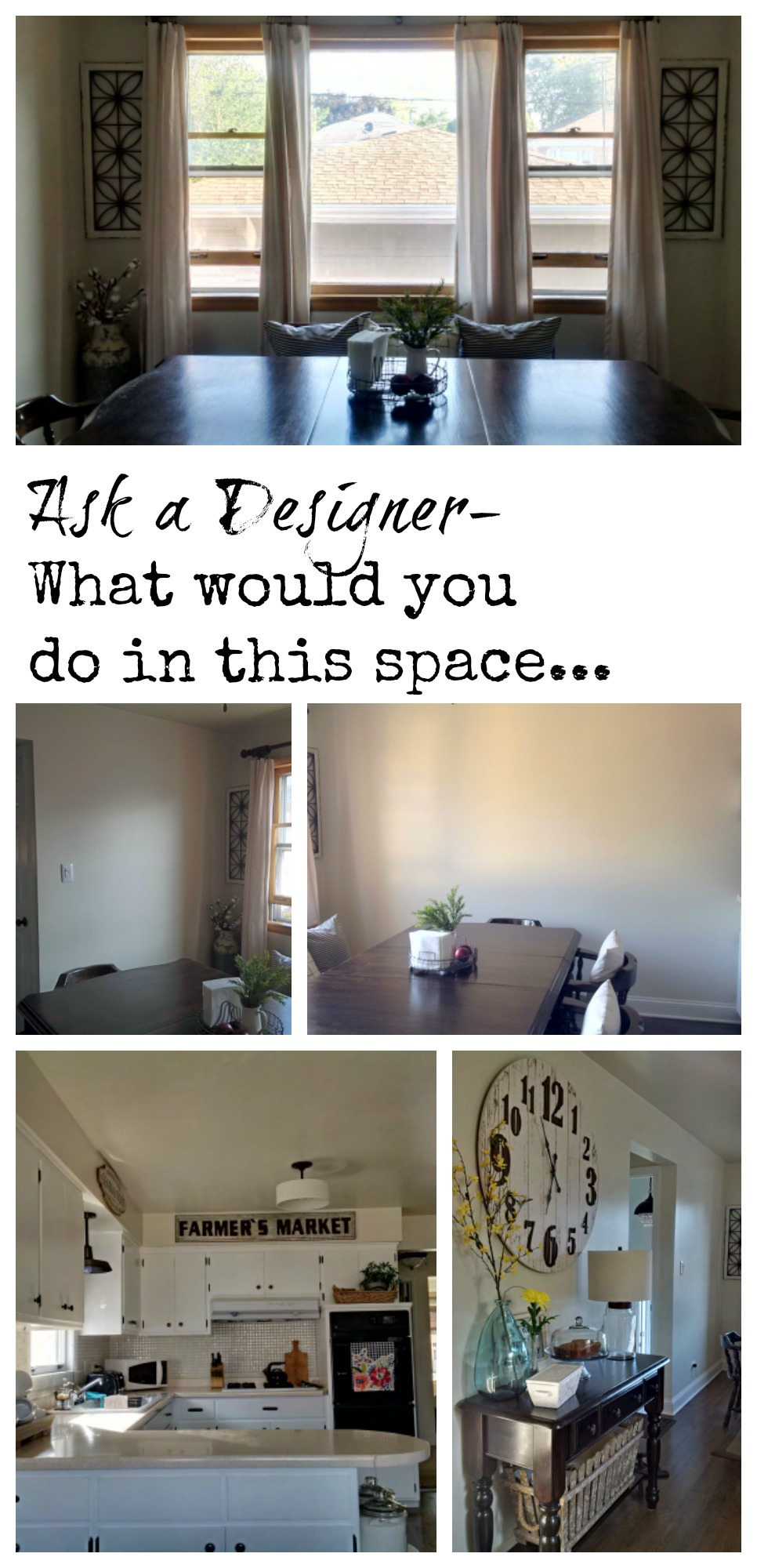Ask a Designer -Help! What should I Put on My Walls