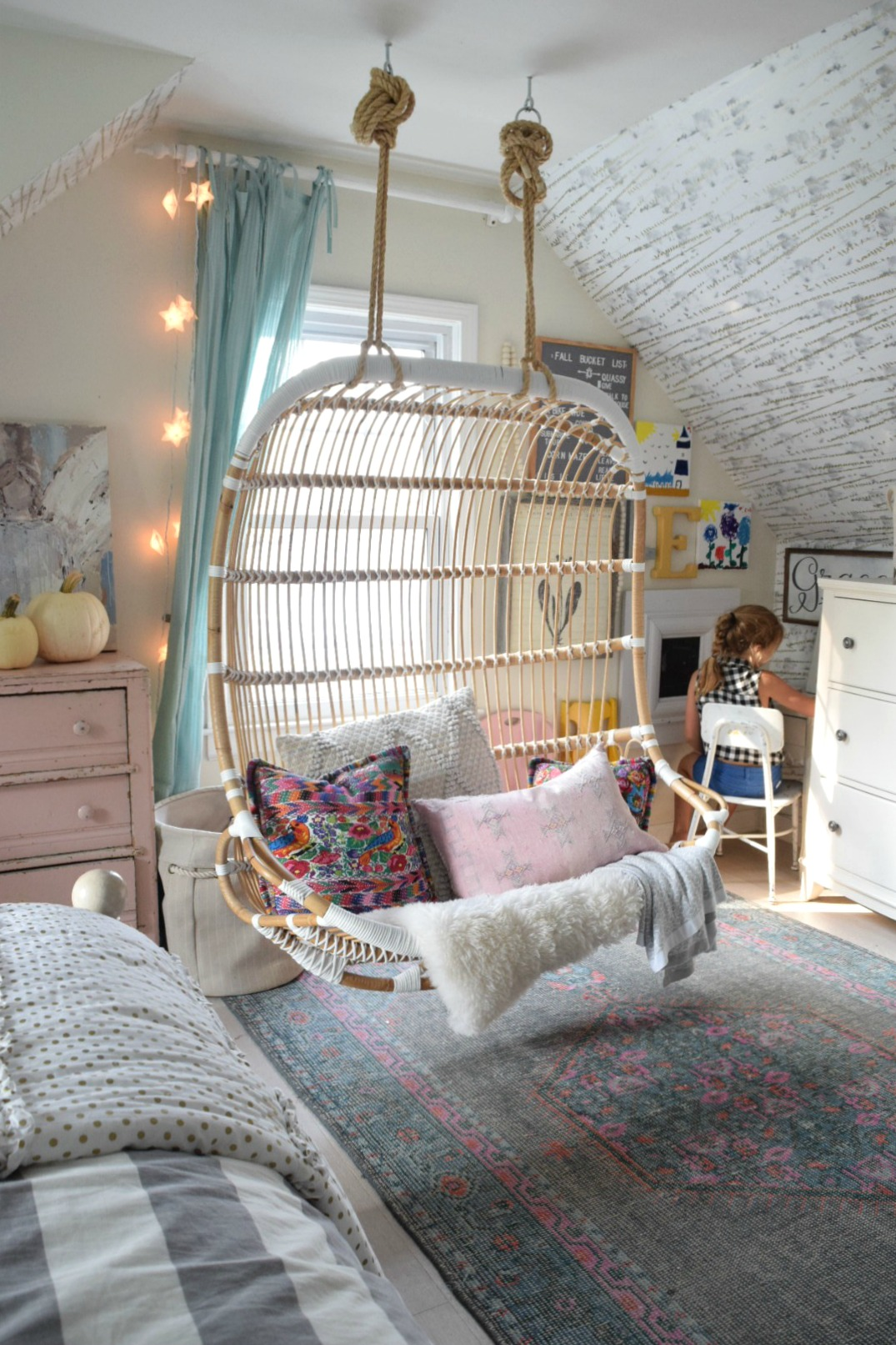 Fall Home Tour- Come inside a Tiny Cape