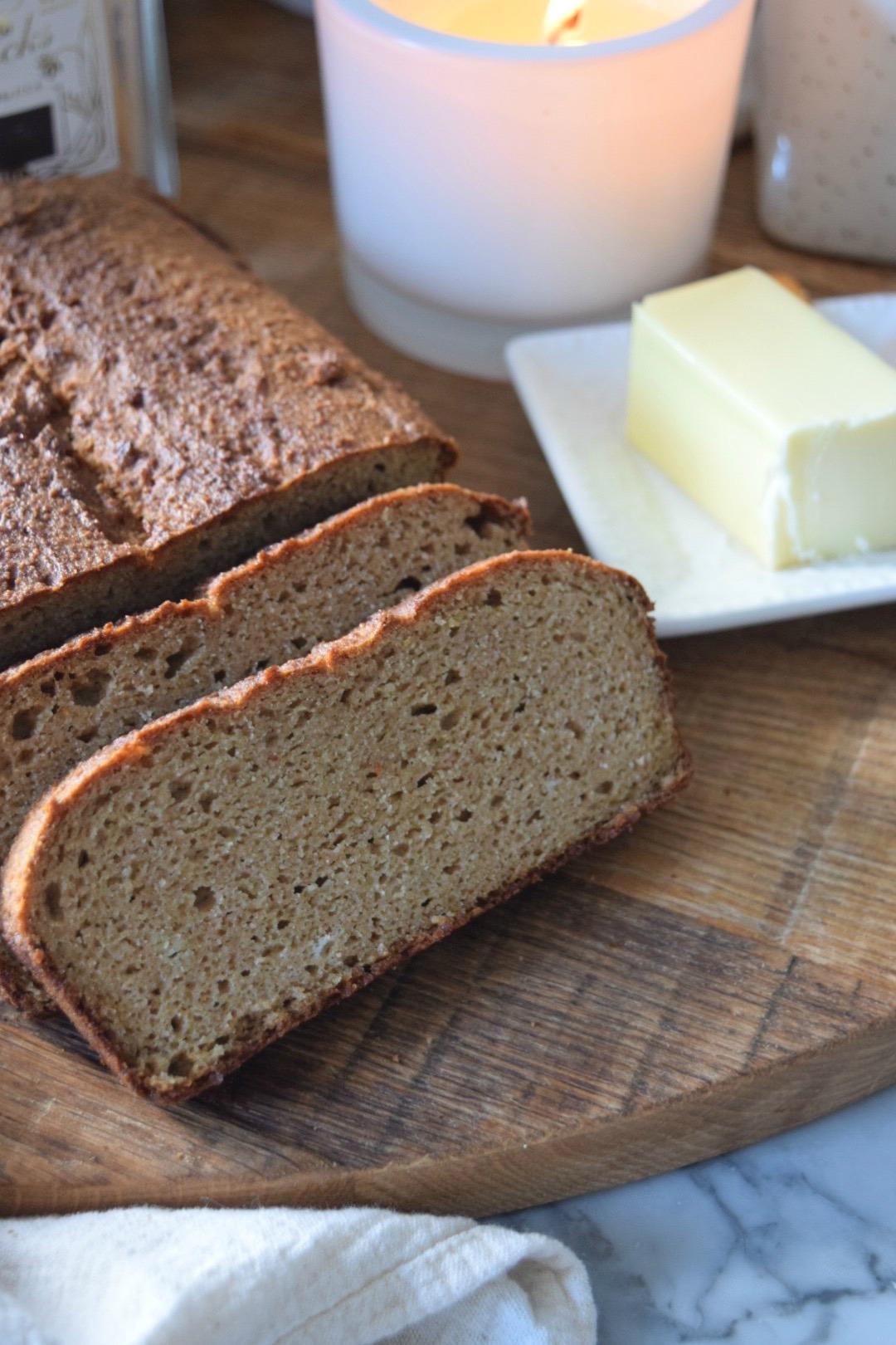 Paleo Bread Recipe- Easy to Make!