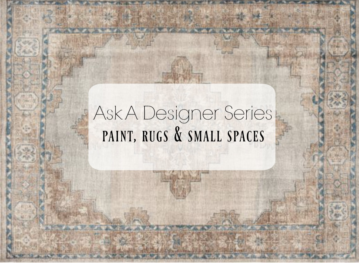 ask a designer series paint rugs and small spaces nesting with grace