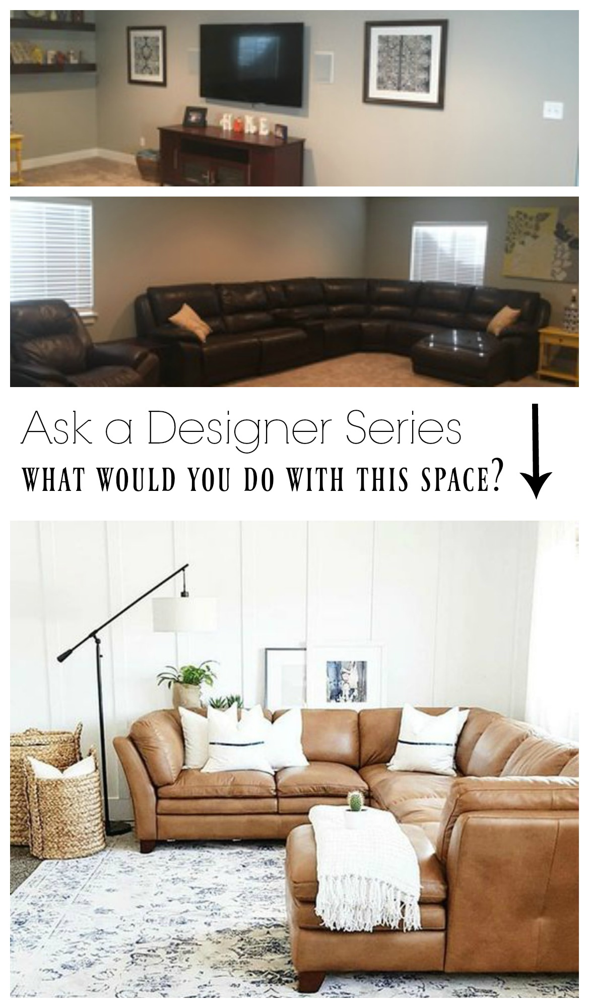Ask a Designer Series- What would you do wtih this space? 1