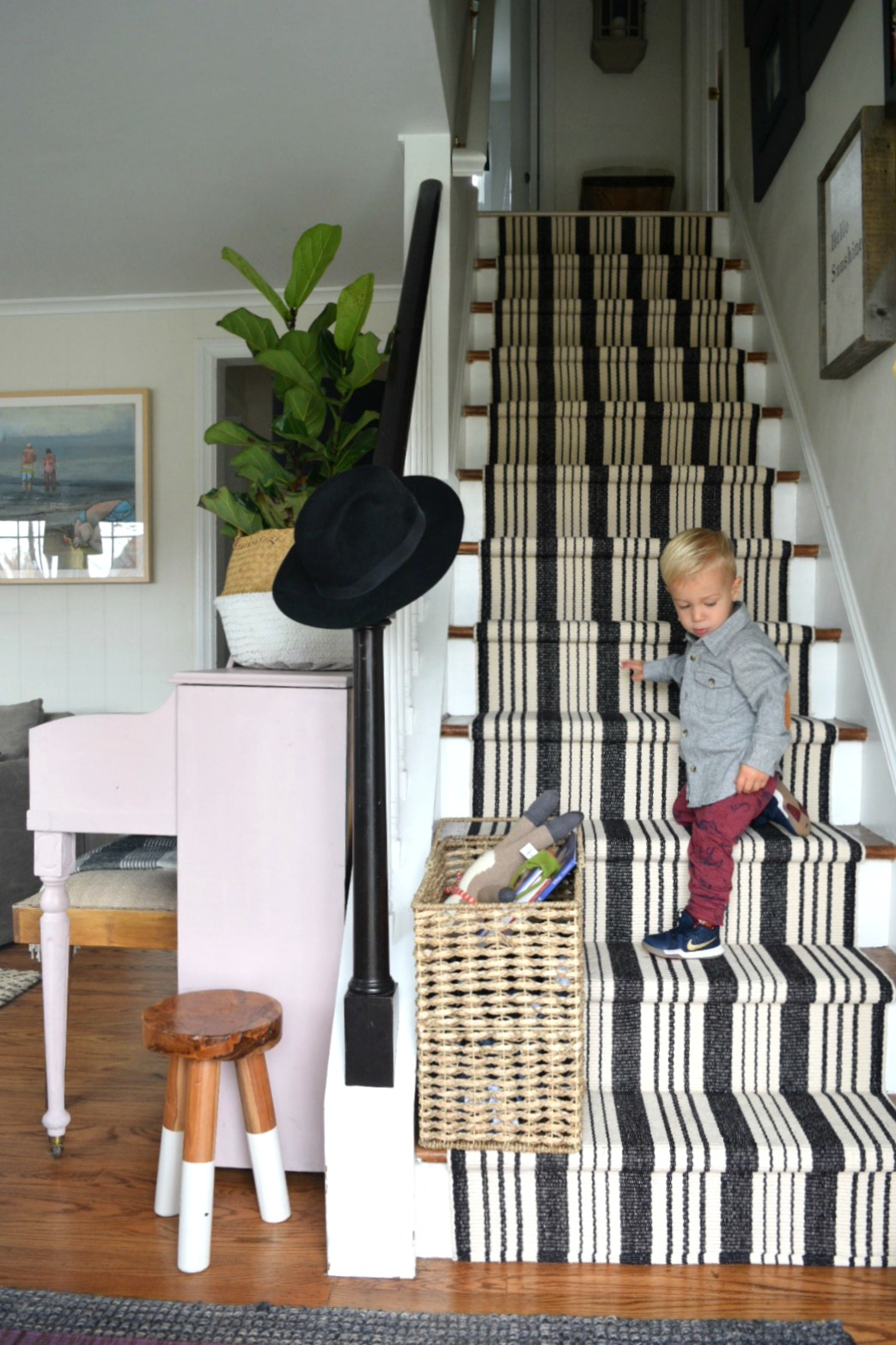 Learn From Our Mistakes When Installing A Stair Runner