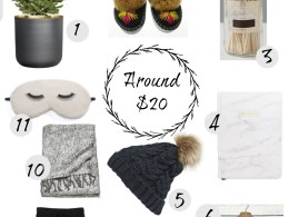 Christmas Gift Guide- For the Cozy Homebody