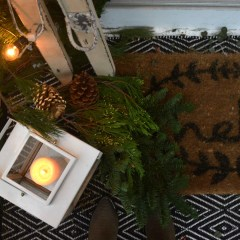 Christmas Ideas in a Small Space- Holiday Housewalk- Main Floor