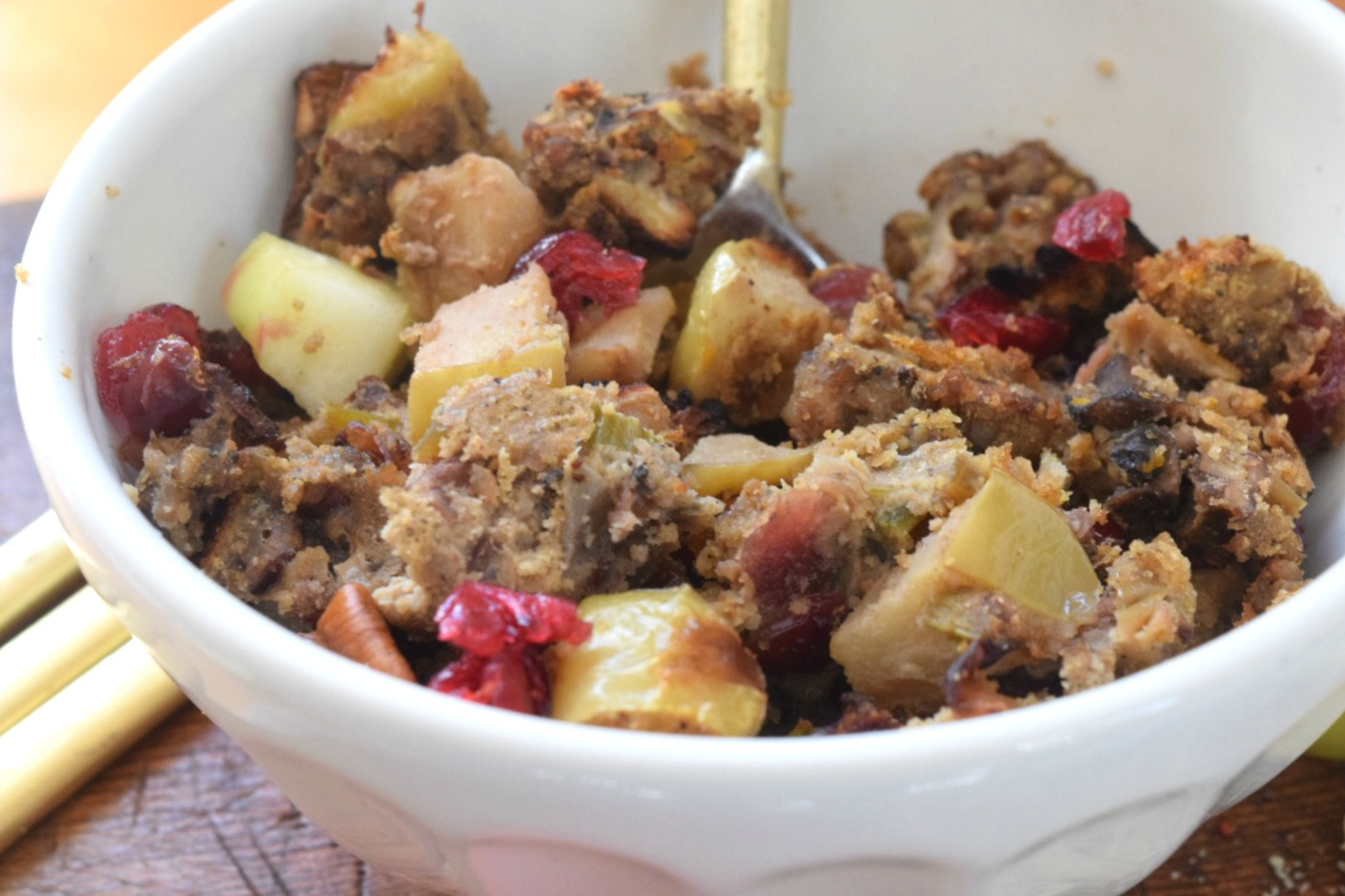 Paleo and Gluten Free Stuffing- Thanksgiving Side Dish 5