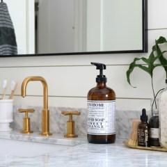 Upstairs Bathroom Remodel- The Reveal!