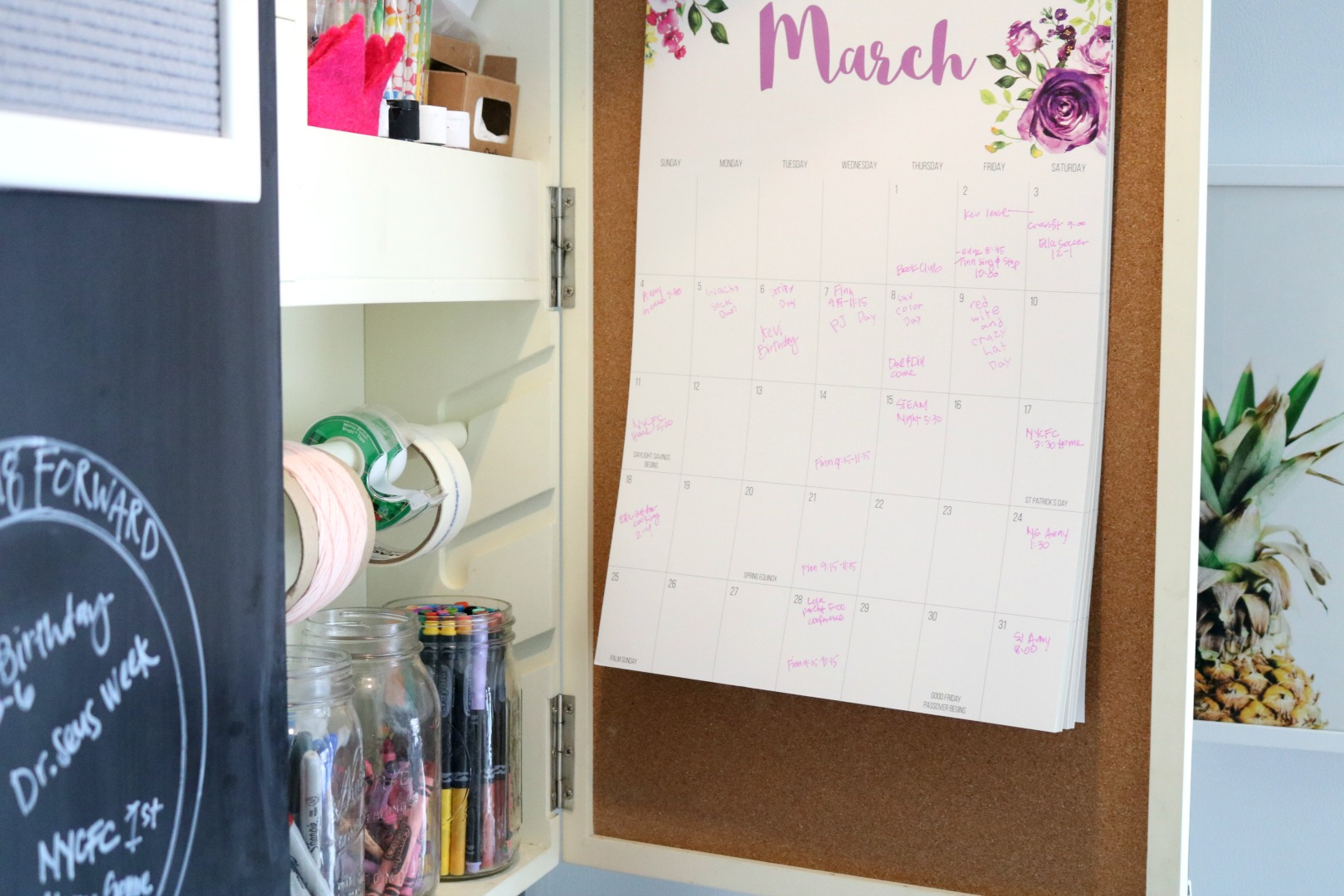 STALL IKEA HACK- Small Space Solution in our Kitchen - Nesting With ...