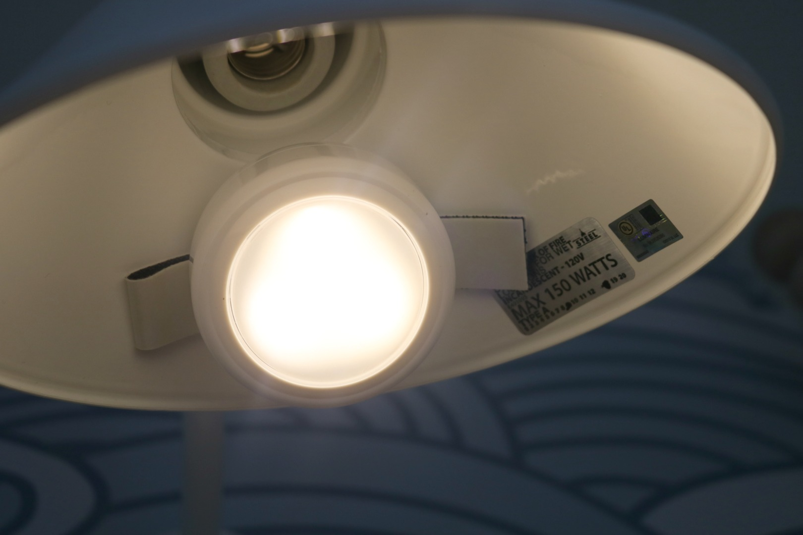 Magic Light Trick-How to add Light to ANY Sconce- No Electrican Required