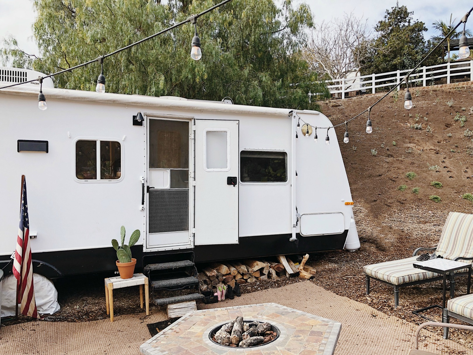 Small space living series 180 square feet with arrows and for Rv square footage