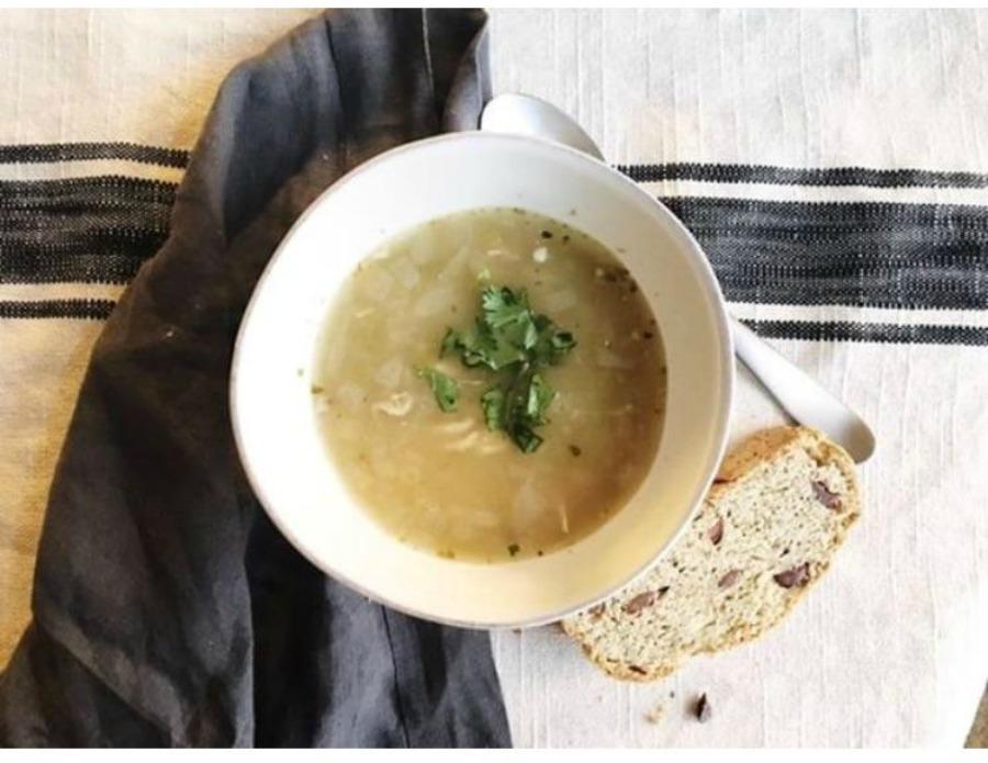 White Bean Chicken Chili- Favorite Soup Recipe
