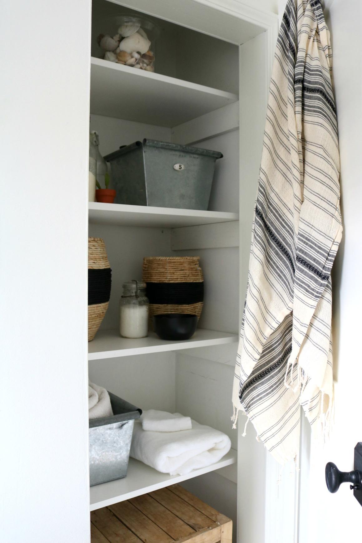 Wayfair Bathroom Vanity >> Upstairs Bathroom Remodel- The Reveal! - Nesting With Grace