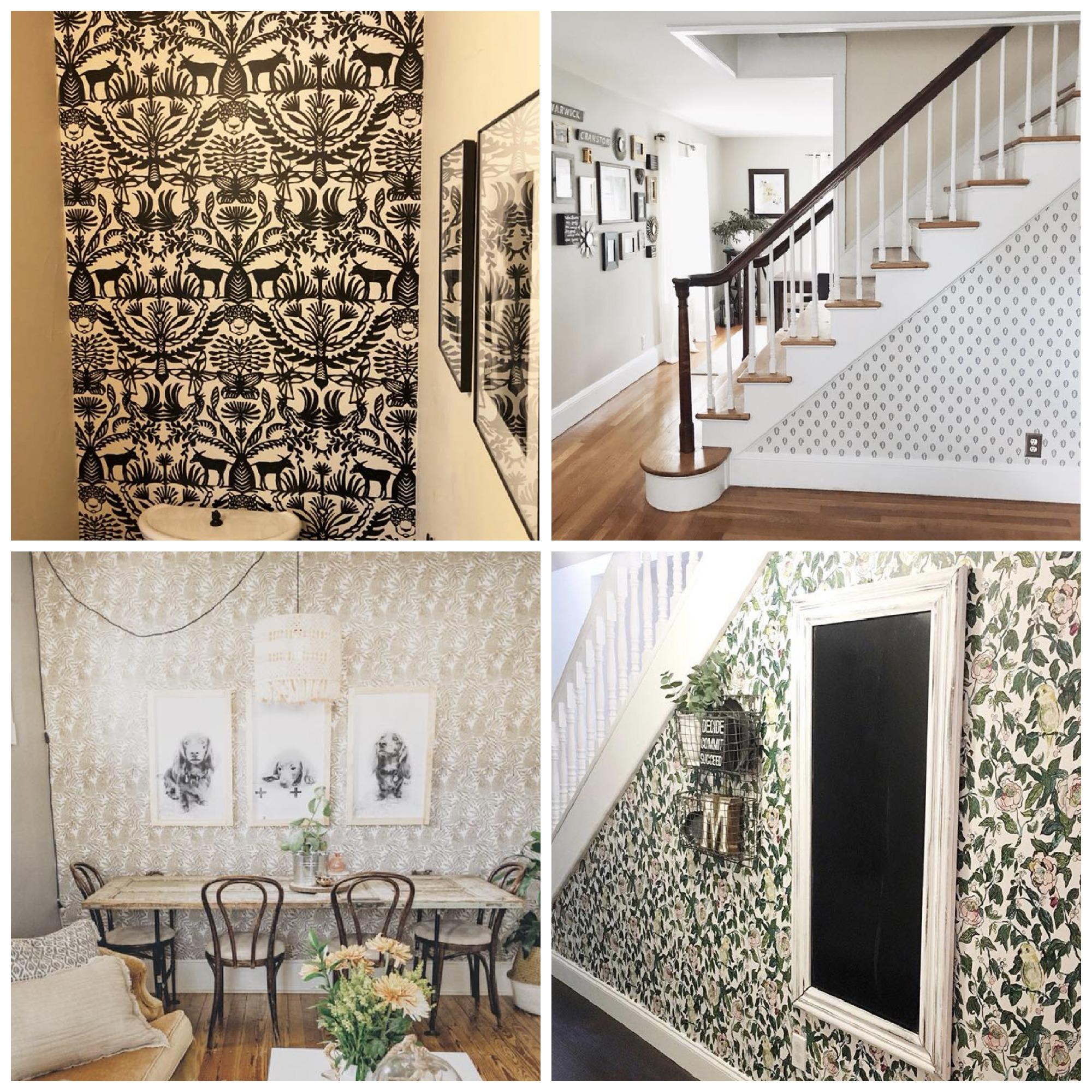 Opalhouse Wallpaper- Temporary Wallpaper