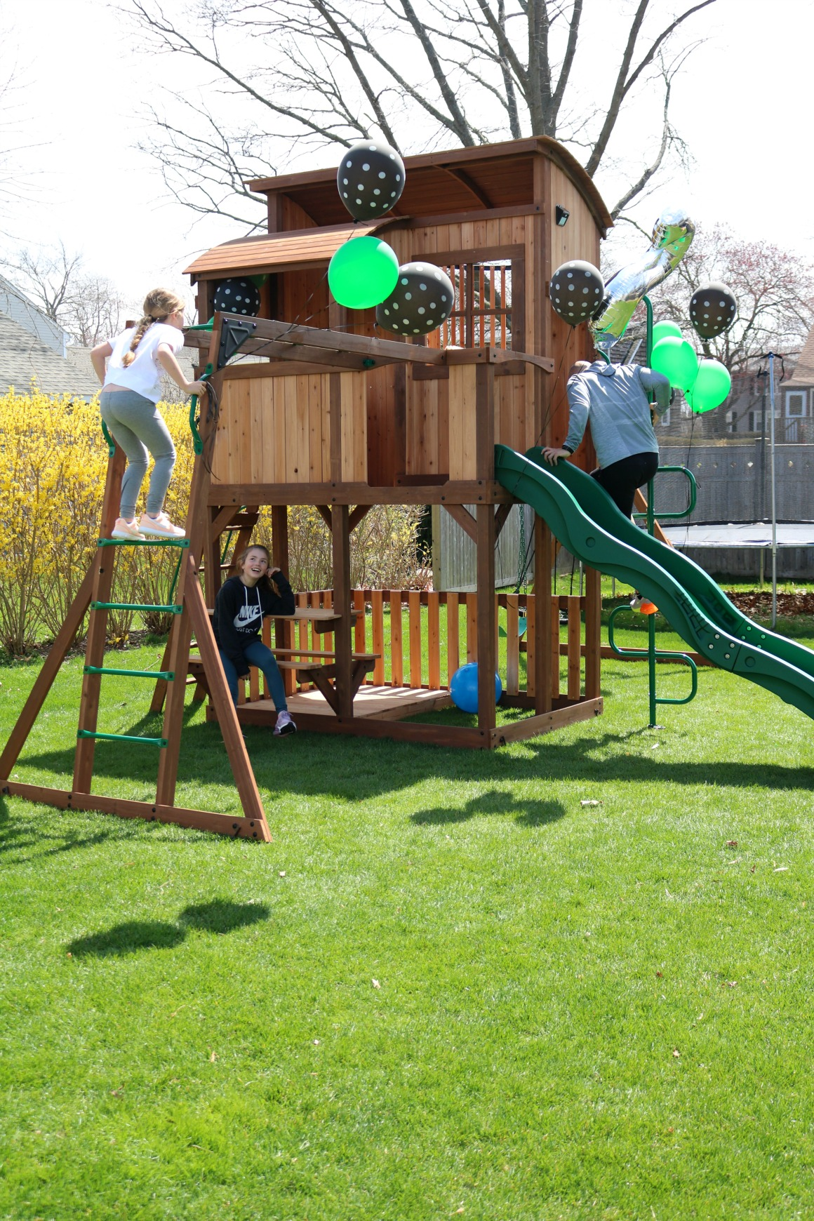 Play Set- What we bought for our Backyard and Why