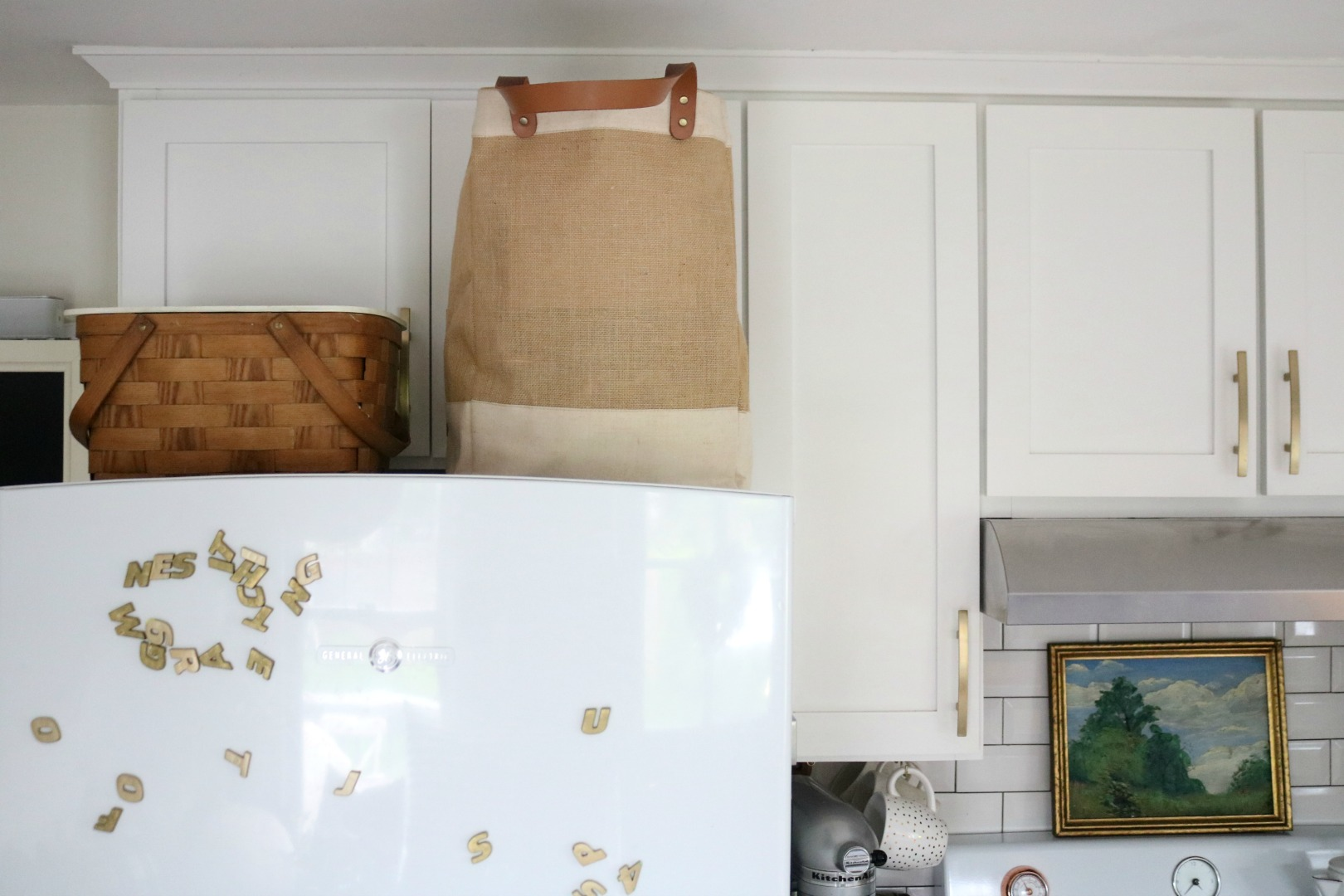 Kitchen Organizing Tips - Small Space Living