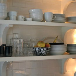 Small Space Living Series- Kitchen Organizing Tips