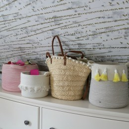 Small Space Living Series- Organizing Hacks in Our 1200 Square Foot Home